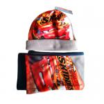 """Набор """"Маквин"""" (шапка+шарф)"""